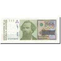 Billet, Argentine, 500 Australes, Undated (1988-90), KM:328a, NEUF - Argentine