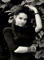 BEATRICE DALLE - ACTRESS STAR OF THE FILM BETTY BLUE Foto Prensa Famosos - Personalidades Famosas
