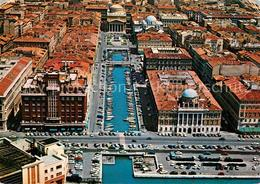 73325179 Trieste Veduta Aerea Del Canale Ponterosso Trieste - Italien