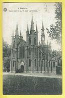 * Melsele (Beveren Waas - Gaverland) * (G. Hermans, Nr 1) Kapel OLV Van Gaverland, Chapelle, église, Animée, Church Kerk - Beveren-Waas
