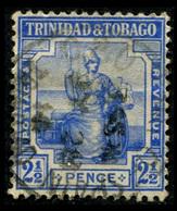 1909 Trinidad - Trinidad & Tobago (...-1961)