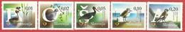 Slovenia - Birds Of Slovenia - Cranes And Other Gruiformes
