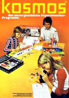 KAT362 Alter Spielwarenprospekt Von KOSMOS, Deutsch, 1975, 15 Seiten, Neuwertig - Letteratura & DVD