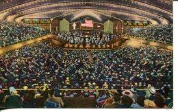 007163  Interior Of Methodist Auditorium, Showing Largest Organ In The World, Ocean Grove - Vereinigte Staaten