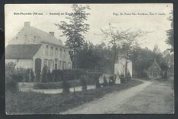 +++ CPA - SINT PAUWELS - WAAS - Pastorij En Kapel Sint Joseph  // - Sint-Gillis-Waas