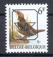BELGIE * Buzin  PRE * Nr 829 P6a * Postfris Xx * WITTE GOM - 1985-.. Oiseaux (Buzin)