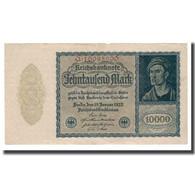 Billet, Allemagne, 10,000 Mark, 1922, 1922-01-19, KM:72, TTB - [ 3] 1918-1933 : República De Weimar