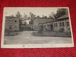 LEOPOLDSBURG - KAMP Van BEVERLOO -  Ingang Van Het Krijgsgasthuis - Hôpital Militaire , L'entrée - Leopoldsburg (Camp De Beverloo)