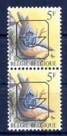 BELGIE * Buzin  PRE * Nr 826 P5b * Postfris Xx * GELE GOM - 1985-.. Oiseaux (Buzin)