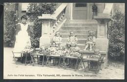 +++ CPA - AUDERGHEM - OUDERGEM - Asile Des Petits Berceaux- Villa Valducveld - Chaussée De Wavre   // - Auderghem - Oudergem