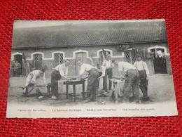LEOPOLDSBURG - KAMP Van BEVERLOO -  Het Wasche Des Goeds  - Le Lavage Du Linge - Leopoldsburg (Camp De Beverloo)
