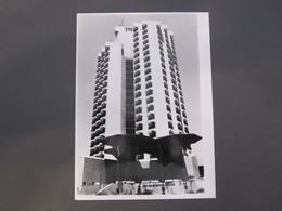 HOTEL PENSION HILTON JERUSALEM OPENING ISRAEL CYRIL STEIN WORLD HOTELS 1989 PHOTO REAL TOURISM MIDDLE EAST PALESTINE - Postcards