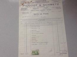 Welkenraedt Transport Picquot Schmetz - Belgique