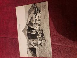 Carte Postale  Ancienne  206 Dans Le Sud Tente De Nomades - Non Classés