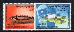 XP164 - SOMALIA 1971 , Yvert N. 141/142 *** - Somalia (1960-...)