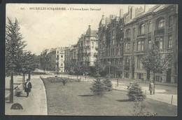 +++ CPA - Bruxelles - SCHAARBEEK - SCHAERBEEK - Avenue Louis Bertrand   // - Schaerbeek - Schaarbeek