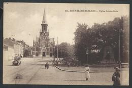 +++ CPA - Bruxelles - IXELLES - ELSENE - Eglise Ste Croix   // - Ixelles - Elsene