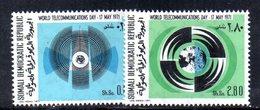 XP228 - SOMALIA 1971 , Yvert N. 130/131 *** - Somalia (1960-...)