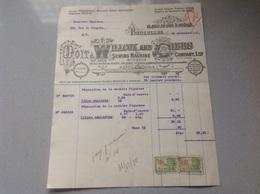 Bruxelles Willox Gibbs 1930 Réparateur - Belgique
