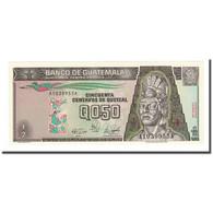 Billet, Guatemala, 1/2 Quetzal, 1989-01-04, KM:72a, NEUF - Guatemala