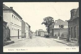 +++ CPA - DOTTIGNIES - Rue De Roubaix   // - Mouscron - Moeskroen
