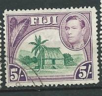 Fidji  - Yvert N° 114 Oblitéré    -   Po61305 - Fiji (...-1970)