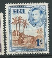 Fidji  - Yvert N° 105 Oblitéré    -   Po61306 - Fiji (...-1970)