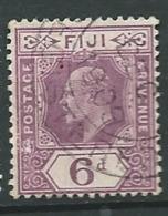 Fidji - Yvert N° 62 Oblitéré   ( I Point De Pelurage )   Po61342 - Fiji (...-1970)