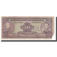 Billet, Venezuela, 10 Bolívares, 1986-95, 1995-06-05, KM:61d, B - Venezuela