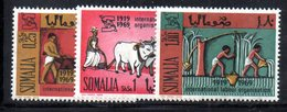 XP265 - SOMALIA 1969 , Yvert N. 107/109  ***  Oil Oit - Somalia (1960-...)
