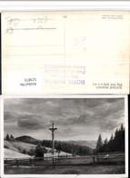 523873,Slovakia Slezske Beskydy Bily Kriz B. Klokocov-Biely Kriz Kreuz - Slowakei