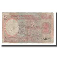 Billet, Inde, 2 Rupees, 1976, KM:79a, B - Inde