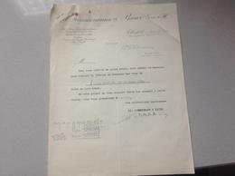 Elberfeld Zimmermann Bauer Tresses Pour Chapeaux 1930 Originale - Deutschland