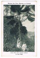 CPA.Océanie.Fidji. Jeunes Filles De La Colonie Indiènne.Missions Des Pères Mariste (F.236) - Fidji