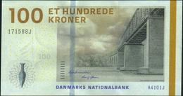 DENMARK - 100 Kroner 2010 {sign. Thomsen & Sørensen} UNC P.66 B - Danemark