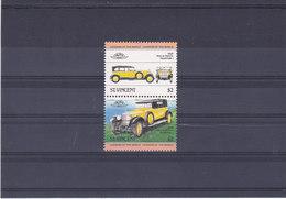 SAINT VINCENT 1983 VOITURES I,  ROLLS ROYCE Yvert 692-693 NEUF** MNH - St.Vincent (1979-...)