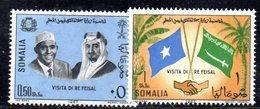 XP3373 - SOMALIA 1967 , Yvert N. 74/75  *** - Somalia (1960-...)