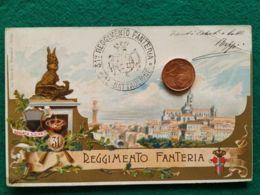 ITALIA  31° Reggimento Fanteria - Guerra 1914-18