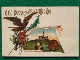 ITALIA 66° Reggimento Fanteria - Guerra 1914-18