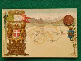 ITALIA  Divisione Militare Territoriale Torino - Guerre 1914-18