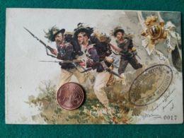 ITALIA  11° Reggimento Bersaglieri - Guerra 1914-18