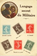 Langage Secret Du Militaire - Militaria