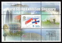 Netherlands Antilles, 2004, Singapore 2004 S/s MNH - Antillas Holandesas