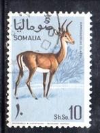 XP3483 - SOMALIA 1968 , Yvert N. 95  Usato . Fauna - Somalia (1960-...)