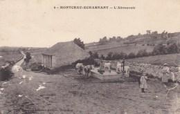 Côte-d'Or - Montceau-Echarnant - L'abreuvoir - Autres Communes