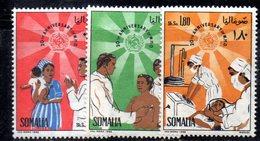 XP3445 - SOMALIA 1968 , Yvert N. 82/82  ***  MNH . Oms - Somalia (1960-...)