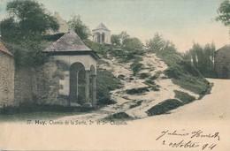CPA - Belgique - Huy - Chemin De La Sarte, 2é Et 3é Chapelle - Huy