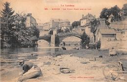 ¤¤    -    MENDE   -   Le Vieux Sur Le Lot   -  Lavoir    -   ¤¤ - Mende