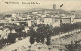 Italie - Umbria - Province De Perugia - Mangione - Panorama Della Rocca - Perugia