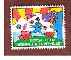 STATI UNITI (U.S.A.) - SG 1525  - 1974 EXPO '74 WORLD  FAIR - USED - Stati Uniti